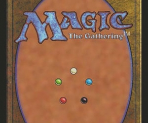 Magic the Gathering collectible cards