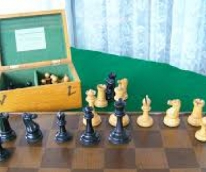 Jaques Chess Set