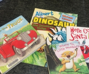 4 toddler books