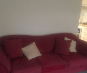 Free 3 seater lounge