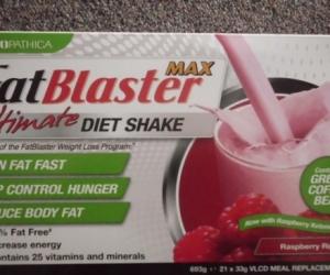 FATBLASTER DIET SHAKES