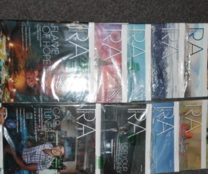 ROYAL AUTO MAGAZINES PACK 1