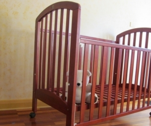 Baby's Cot, 'Jessie Cot' by Swallow