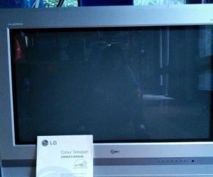 Free LG Cathode Ray TV