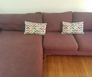 3 seater couch sofa with chaise