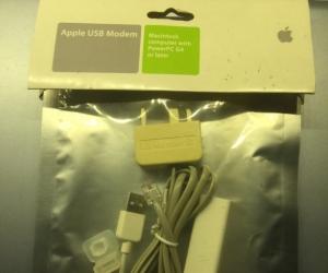 Apple USB Dial-up modem