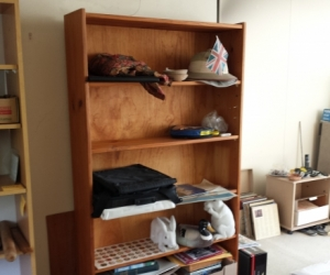 Tall shelving unit UNTIL SUNDAY ONLY