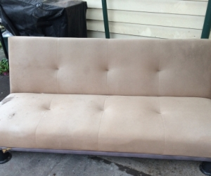 Free outdoor couch!
