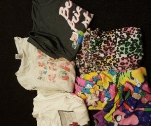Sz 12 mixed girls clothing