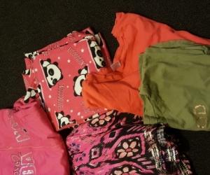 Sz 10 mixed girls clothes