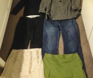 Women's clothes Size 8-12