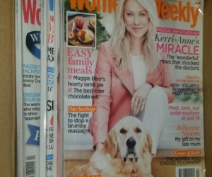 Magazines Womens Weeklys