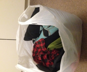 Clothes size 8-10