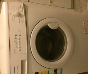 Free front loader washing machine!