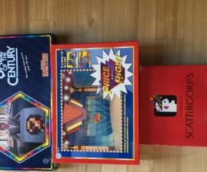 Board games x 3