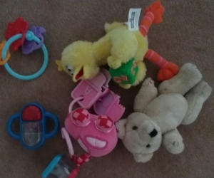Baby toys pick up Seaford or Bayswater