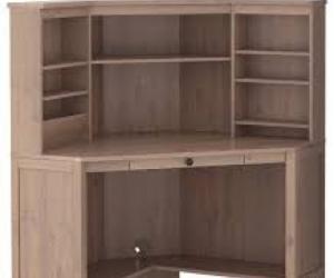 Ikea Hemnes corner desk