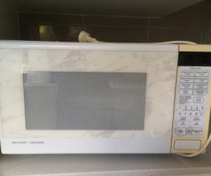 Microwave - Sharp Carousel