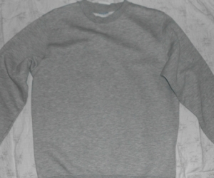 LADIES GREY WINDCHEATER