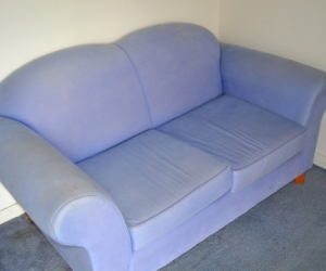 Two-seater couch