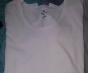 White Tshirt Ladies Sz 24