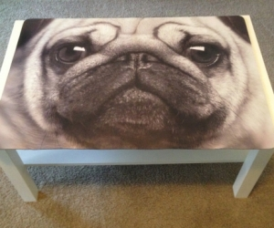 Table protector mat