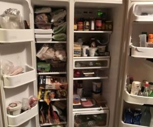 LG fridge!