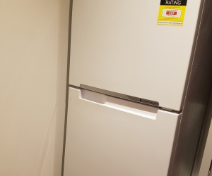 2 years old Samsung  Fridge - As good as new.
