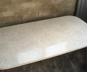 1950s dining table - retro