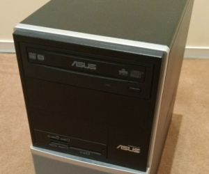 Intel Core 2 Duo PC Tower