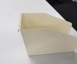 DATAFILE Hanging  File Storage Box Plastic