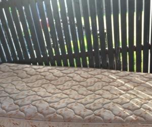 Mattress single bed