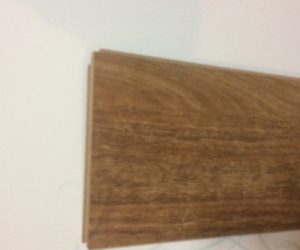 Tongue and groove floor boards