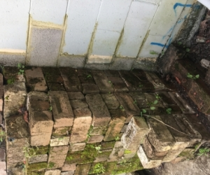 Free pavers, bricks