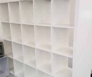 Ikea 5 x 5 bookshelf expedit