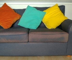 FREE! Matching two-seater sofas / couches