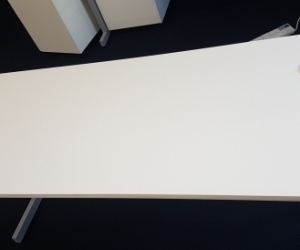 Rapid Span Desk 1800 x 700 C Leg White