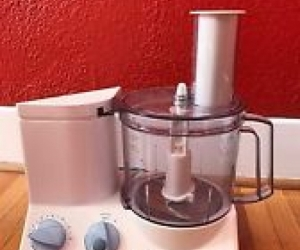 Braun CombiMax K600 food processor