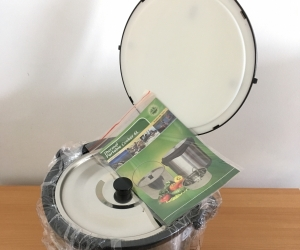 FREE - Thermal cooker (new in packaging! ) and stock pot - Southbank Pickup - Must Clear This Weekend!