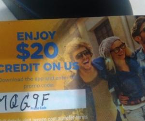 FREE $20 Taxi Voucher