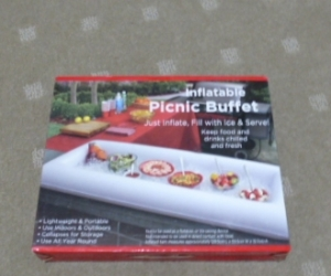 INFLATABLE PICNIC BUFFET