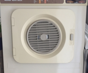Hoover clothes dryer