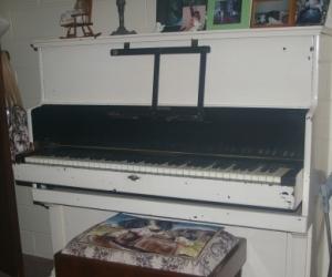 Piano - ship's piano