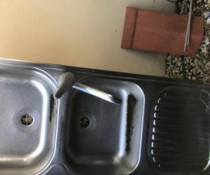 Double basin kitchen