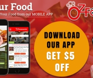 Celebrate your weekend with OZFOODHUNTER with Exclusive OFFERS