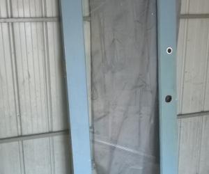 Glass Centre Door