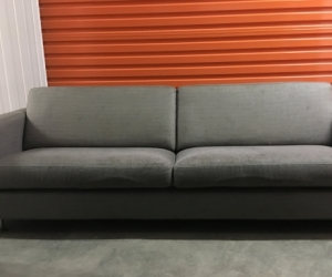 King Furniture 4 seater couch and 2 armchairs