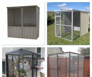 AVIARIES for rescue