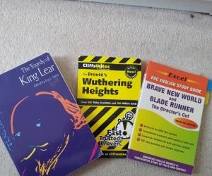 English study guides