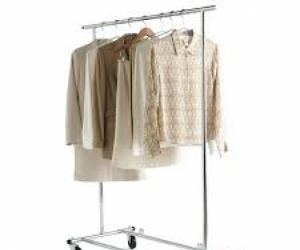 Clothes Racks Needed